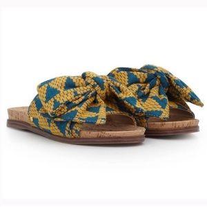 Sam Edelman Henna Bow Slide Sandal Size 7